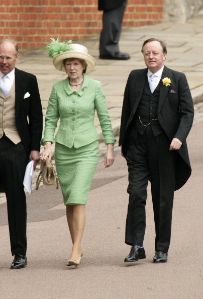 Rosemary「TRH Prince Charles & The Duchess Of Cornwall Attend Blessing At Windsor Cas」:写真・画像(0)[壁紙.com]