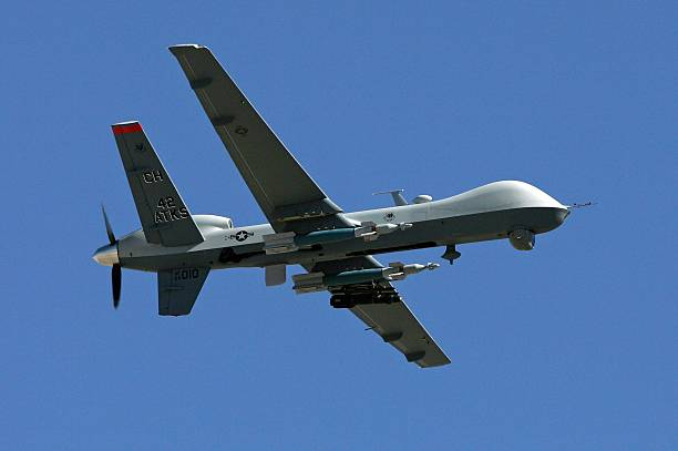 Reaper Aircraft Flies Without Pilot From Creech AFB:ニュース(壁紙.com)