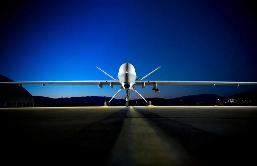 Military「An MQ-9 Reaper sits on the flightline.」:スマホ壁紙(16)