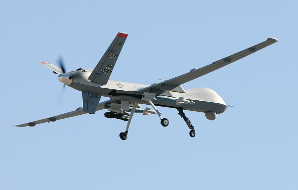Drone Pilot「Reaper Aircraft Flies Without Pilot From Creech AFB」:写真・画像(15)[壁紙.com]