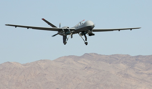 USA「Reaper Aircraft Flies Without Pilot From Creech AFB」:写真・画像(4)[壁紙.com]