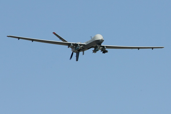 Drone Pilot「Reaper Aircraft Flies Without Pilot From Creech AFB」:写真・画像(18)[壁紙.com]