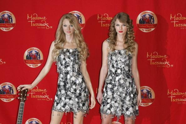 Wax「Taylor Swift Unveils Wax Figure At Madame Tussauds」:写真・画像(19)[壁紙.com]
