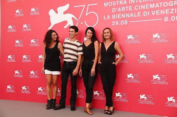 Eamonn M「L'Enkas Photocall - 75th Venice Film Festival」:写真・画像(12)[壁紙.com]