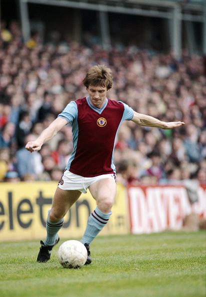 Club Soccer「Kenny Swain Aston Villa 1982」:写真・画像(3)[壁紙.com]