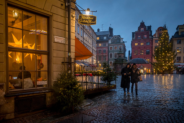 Sweden「Daily Life In Stockholm During Covid-19 Pandemic」:写真・画像(18)[壁紙.com]