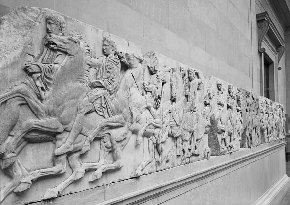 Ancient Greece「The Elgin Marbles」:写真・画像(11)[壁紙.com]