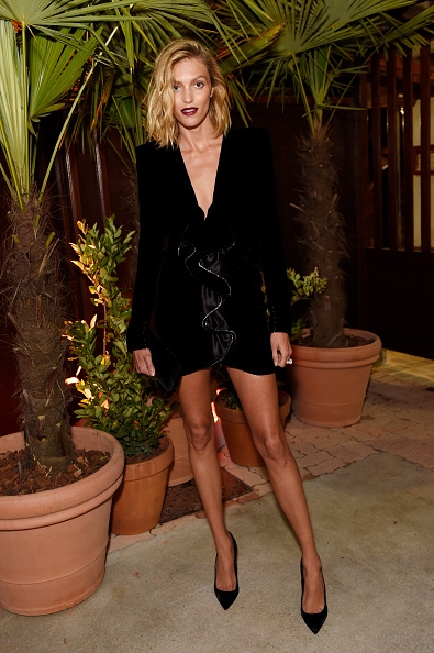 Mini Dress「Fondazione Prada Private Dinner - The 70th Annual Cannes Film Festival」:写真・画像(18)[壁紙.com]