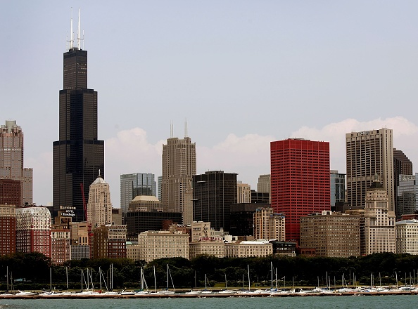 Urban Skyline「Foiled Terror Plot Allegedly Targeted Sears Tower」:写真・画像(1)[壁紙.com]