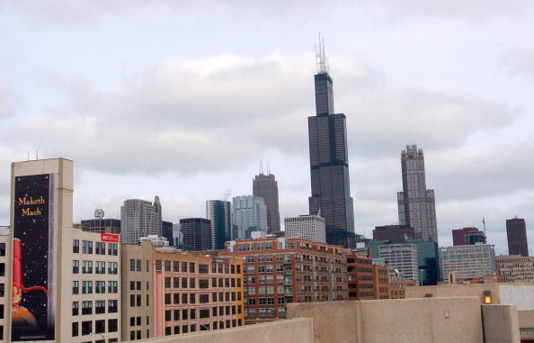 Urban Skyline「Sears Tower To Become Willis Tower As Willis Group Holdings Moves In」:写真・画像(5)[壁紙.com]