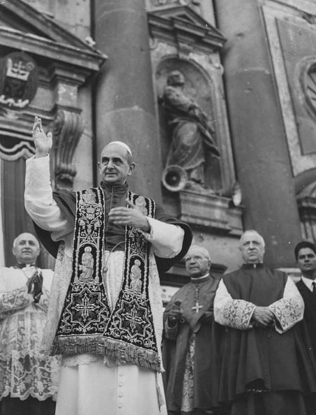 Gratitude「Pope Paul VI」:写真・画像(1)[壁紙.com]