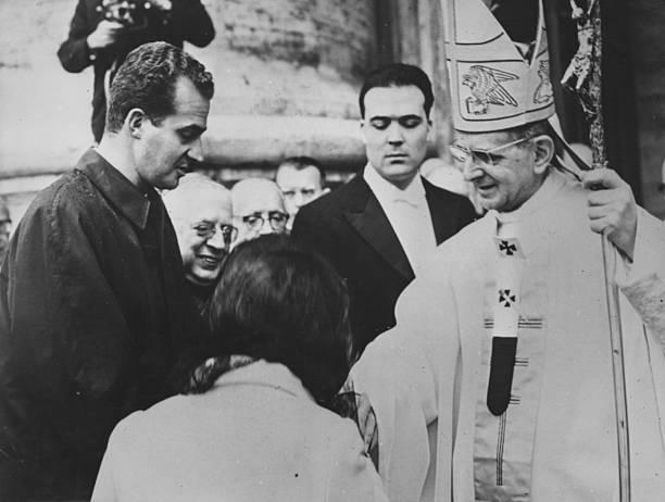 Pope Paul VI And King Juan Carlos:ニュース(壁紙.com)