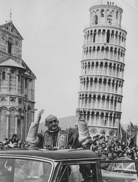 20th Century「Pope Paul VI」:写真・画像(1)[壁紙.com]