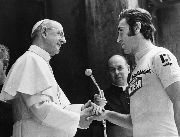 Sports Race「Pope Paul VI And Eddy Merckx」:写真・画像(11)[壁紙.com]
