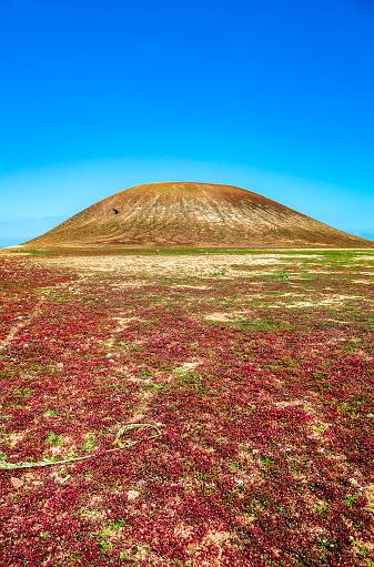 Canary Islands「Montaña Caima in Fuerteventura」:スマホ壁紙(2)
