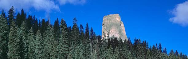"""Chimney Peak in Uncompahgre National Forest, Ridgeway, Colorado"":スマホ壁紙(壁紙.com)"