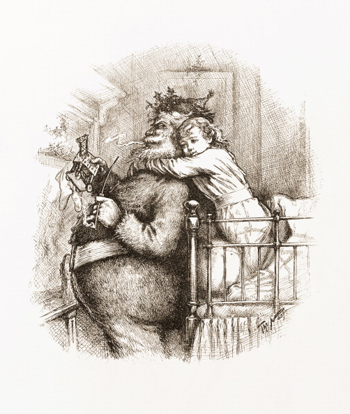 GraphicaArtis「'Caught!' by Thomas Nast」:写真・画像(19)[壁紙.com]