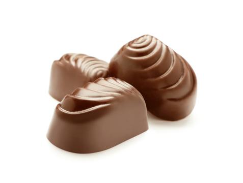 Chocolate「グループのトリュフ」:スマホ壁紙(14)