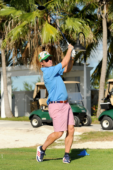Sports Training Clinic「Sandals Emerald Bay Celebrity Getaway and Golf Weekend - Day Three, Golf Clinic with Greg Norman and Golf Tournament」:写真・画像(11)[壁紙.com]