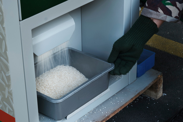 Magnet「Indonesia Implement Rice ATMs Amid The Coronavirus Pandemic」:写真・画像(10)[壁紙.com]