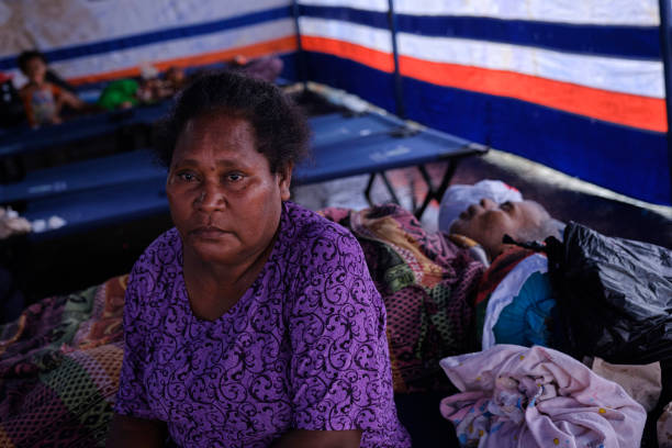 Flash Floods Hit Indonesia's Papua Province:ニュース(壁紙.com)