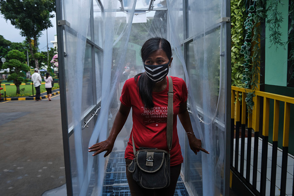 Magnet「Indonesia Implement Rice ATMs Amid The Coronavirus Pandemic」:写真・画像(4)[壁紙.com]