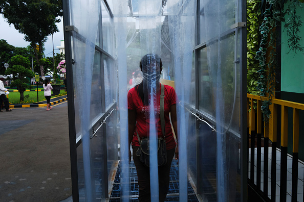 Magnet「Indonesia Implement Rice ATMs Amid The Coronavirus Pandemic」:写真・画像(11)[壁紙.com]