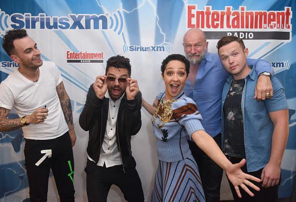 Joe Gilgun「SiriusXM's Entertainment Weekly Radio Channel Broadcasts From Comic Con 2017 - Day 1」:写真・画像(16)[壁紙.com]