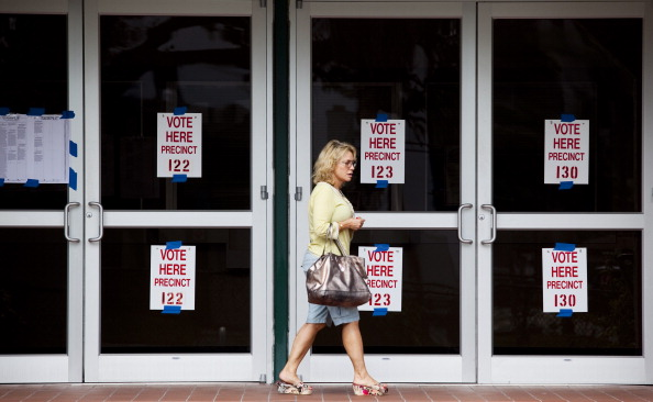 Florida - US State「U.S. Citizens Head To The Polls To Vote In Presidential Election」:写真・画像(2)[壁紙.com]