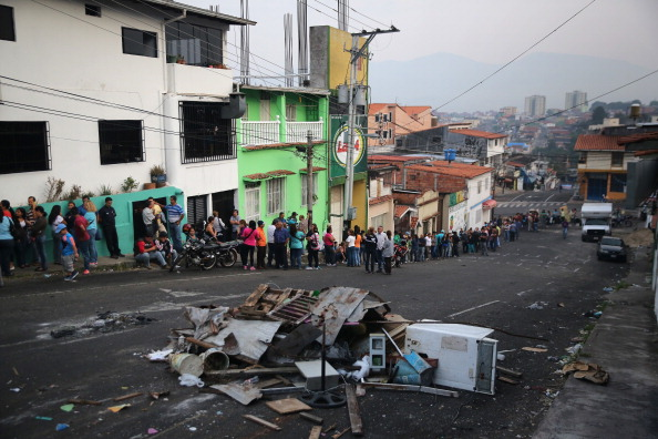 Crisis「Venezuela Tense As Unrest Over President Maduro's Government Continues」:写真・画像(7)[壁紙.com]