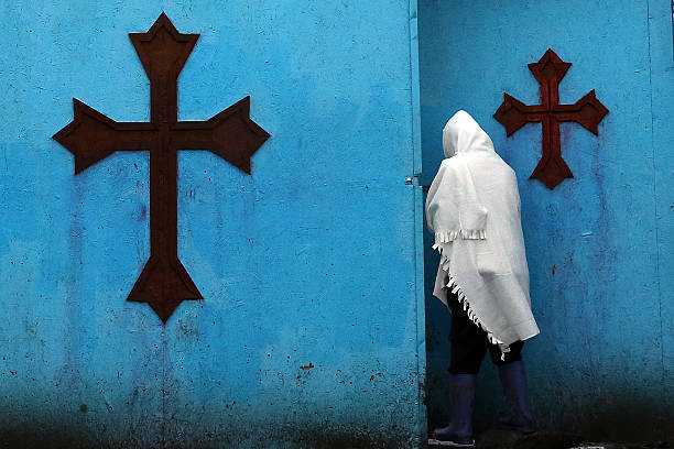 Christmas Is Celebrated By Orthodox Christians At The Calais Jungle:ニュース(壁紙.com)