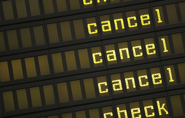 Commercial Airplane「Lufthansa Cabin Crew Strike At Berlin Tegel」:写真・画像(9)[壁紙.com]