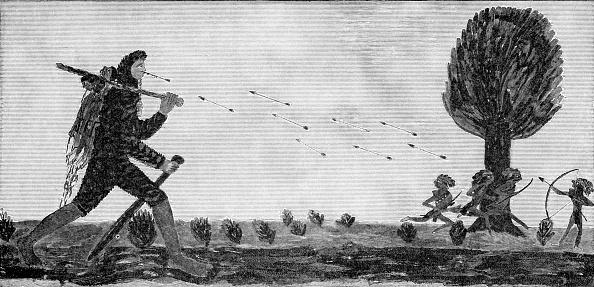 Mythology「Fighting the Stone Giant」:写真・画像(4)[壁紙.com]