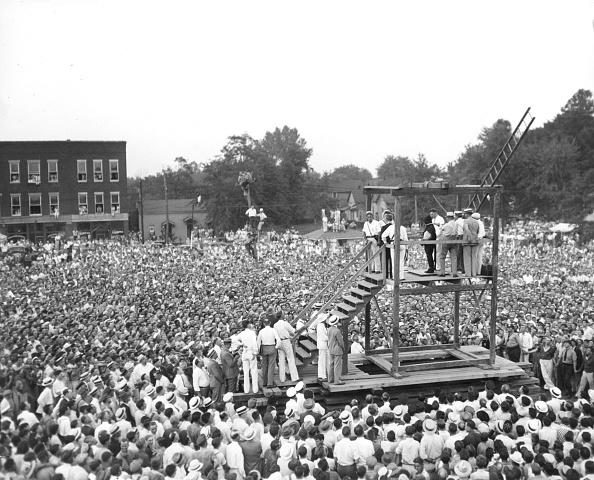 Hanging「The Last American Public Hanging, 1936」:写真・画像(14)[壁紙.com]