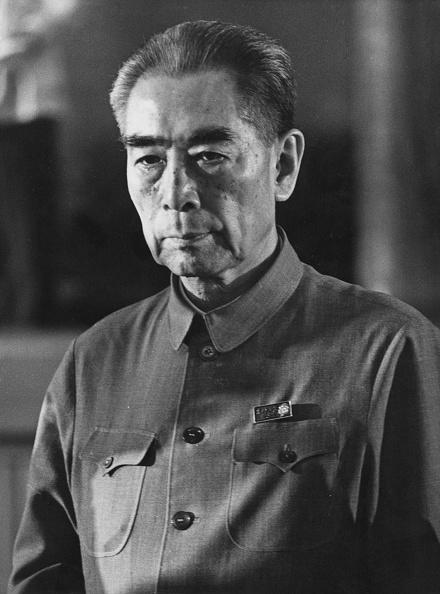 Waist Up「Zhou Enlai」:写真・画像(0)[壁紙.com]
