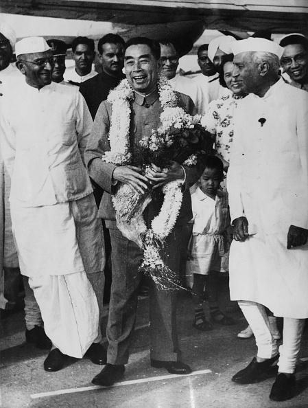flower「Zhou Enlai And Nehru」:写真・画像(13)[壁紙.com]