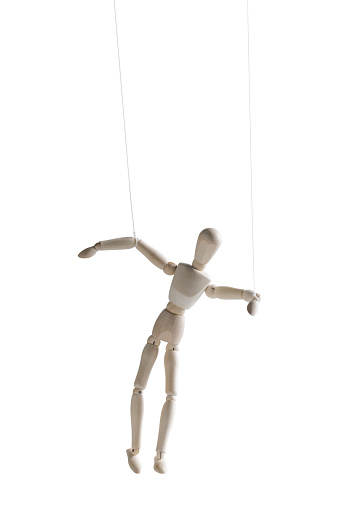 Figurine「puppet」:スマホ壁紙(1)
