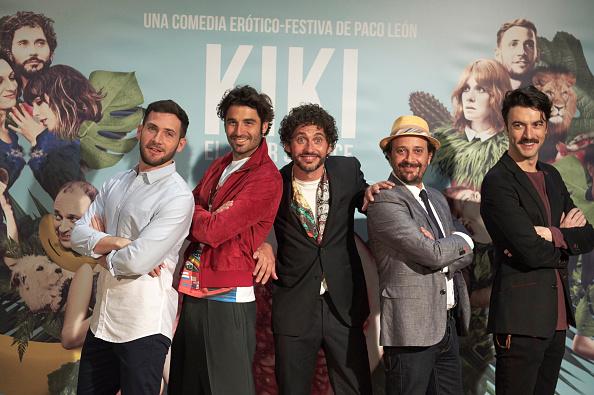 俳優「'Kiki, El Amor Se Hace' Madrid Photocall」:写真・画像(2)[壁紙.com]