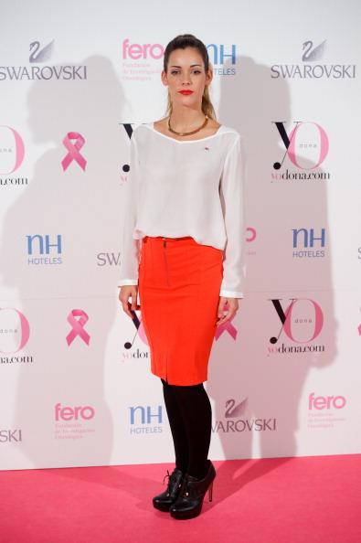 Hosiery「Ariadne Artiles Present 'Yo Dona Magazine' Pink Number Hosted By Swarovski」:写真・画像(6)[壁紙.com]