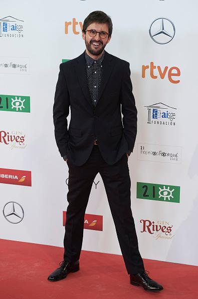 Jose Lopez「Jose Maria Forque Awards 2015 - Red Carpet」:写真・画像(9)[壁紙.com]