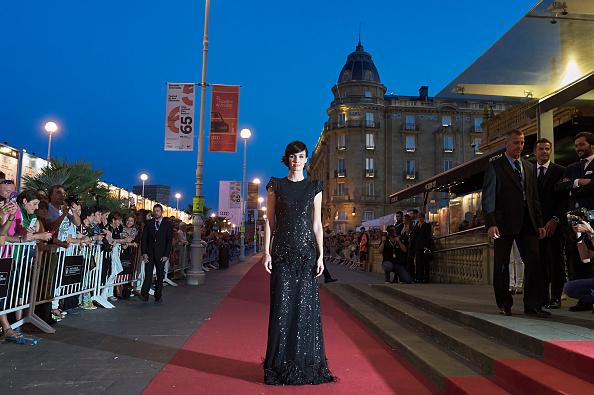 ファッション「Jaeger-LeCoultre 'Latin Cinema Award' - 65th San Sebastian International Film Festival」:写真・画像(13)[壁紙.com]