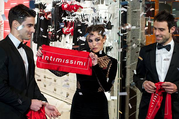 Blanca Suarez Presents 'Intimissimi' New Flagshio Store in Madrid:ニュース(壁紙.com)