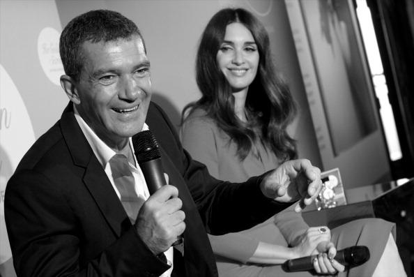 Carlos Alvarez「Antonio Banderas and Paz Vega Present New Fragrance 'Her Golden Secret'」:写真・画像(0)[壁紙.com]