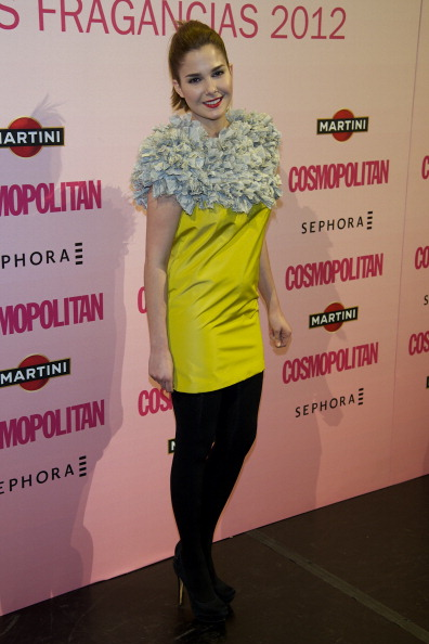 Yellow Dress「'Cosmopolitan Fragrances Awards 2012' in Madrid」:写真・画像(8)[壁紙.com]