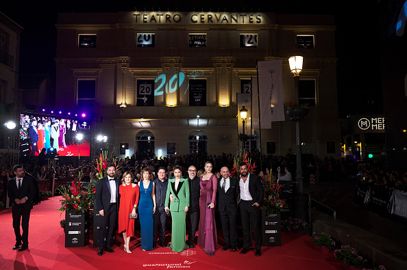 Carolina Bang「Opening Day - Red Carpet - Malaga Film Festival 2017」:写真・画像(4)[壁紙.com]