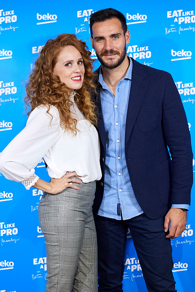 Saul Alvarez「'Eat Like A Pro Con Martin Berasategui' Presentation In Madrid」:写真・画像(1)[壁紙.com]