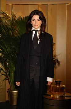 "Necktie「Penelope Cruz Promotes Ralph Lauren's ""Glamorous""」:写真・画像(17)[壁紙.com]"