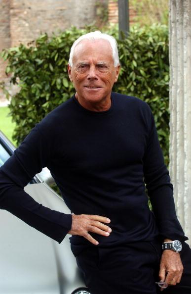 ブランド ジョルジオアルマーニ「Italy: Giorgio Armani's 30th Anniversary」:写真・画像(2)[壁紙.com]