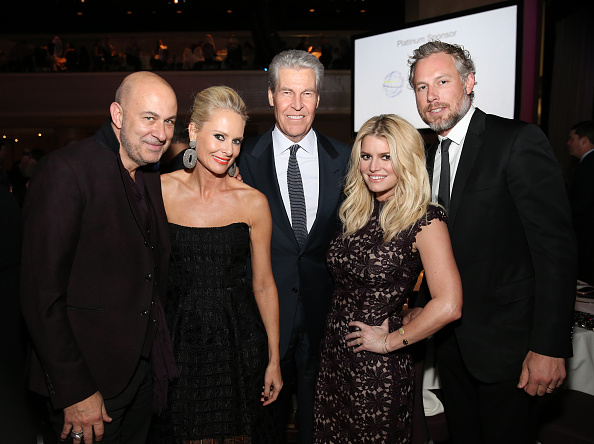 Jessica Simpson「YMA Fashion Scholarship Fund Geoffrey Beene National Scholarship Awards Gala」:写真・画像(17)[壁紙.com]