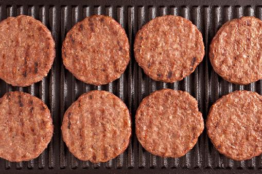 Cast Iron「Grilled burgers」:スマホ壁紙(6)